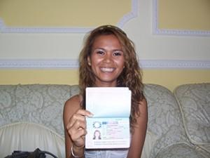 Uk visa for thai fiancee