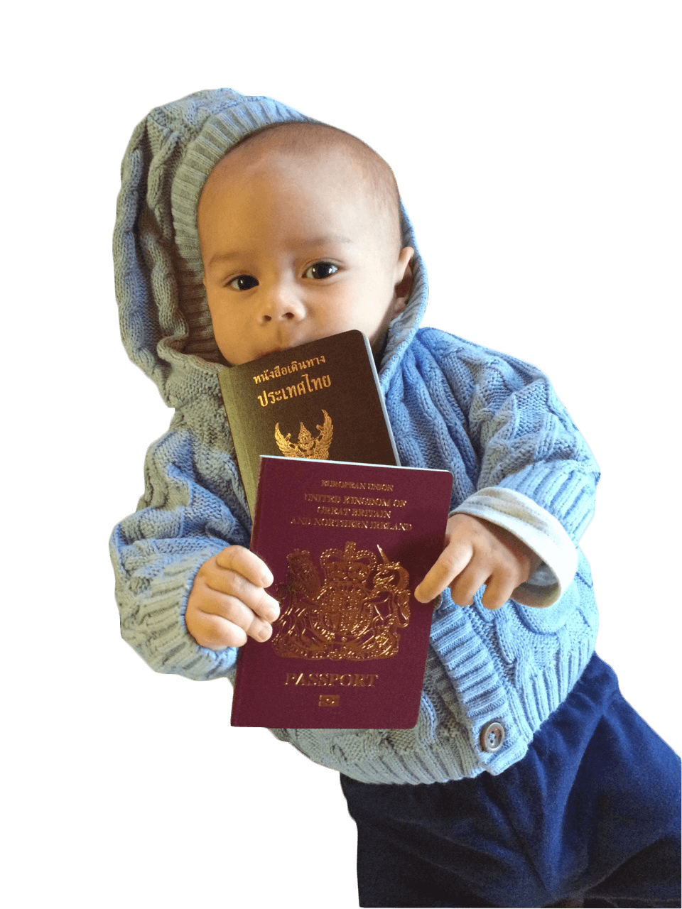 Get a uk passport for your thai child baby 500x500 falaconquin