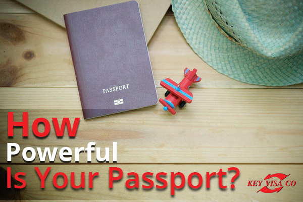 How Powerful Is Your Passport?