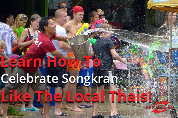 Learn How To Celebrate Songkran Like The Local Thais!