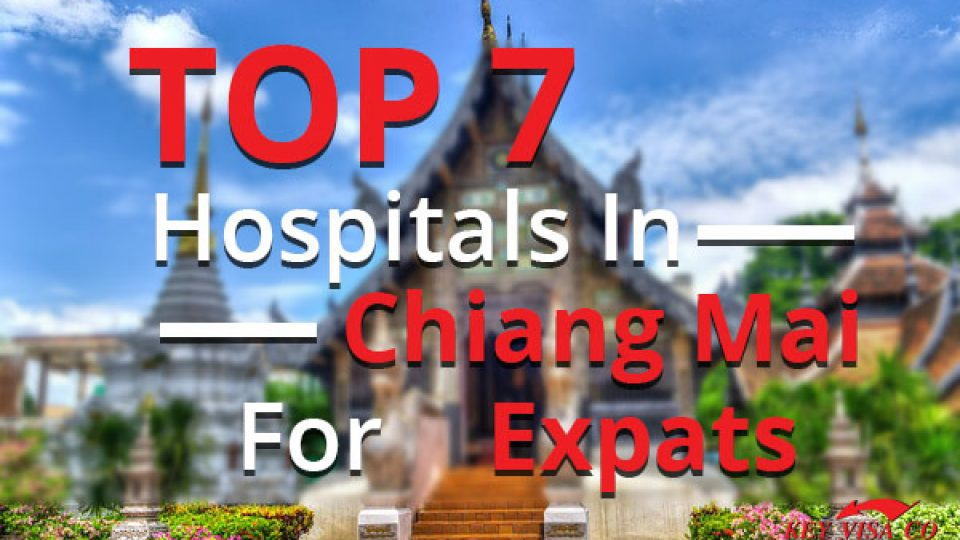 Top 7 Hospitals In Chiang Mai For Expats