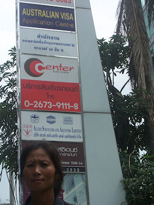 The Australian Visa Application Center VFS Bangkok