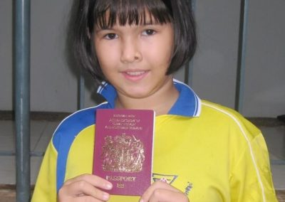 child british passport