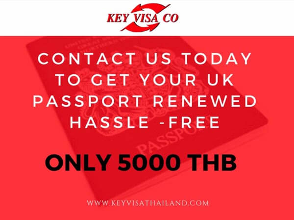 renewing uk passport